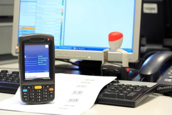 pda and computer